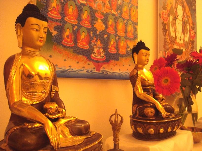 JIž proběhlo – Víkendové setkání 5.11. – meditace a učení Šamara Rinpočheho