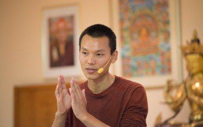 JIž proběhlo – Silvestrovsko-Novoroční kurz s Tenzingem Wangpem