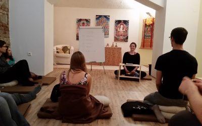 Již proběhlo – 19.12. 19:30 Úvod do meditace a buddhismu