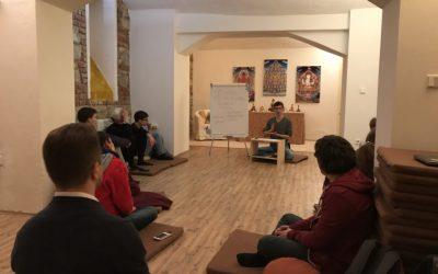 JIž proběhlo – 23.1. 19:00 Úvod do meditace a buddhismu