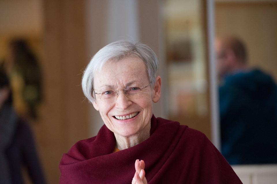 Již proběhlo – Meditační víkend s Lamou Ješe Drolmou – 8.-10. června – pro nemoc zrušeno