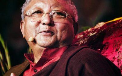 Online kurz sJigme Rinpočhem: Kroky na cestě kosvícení III.