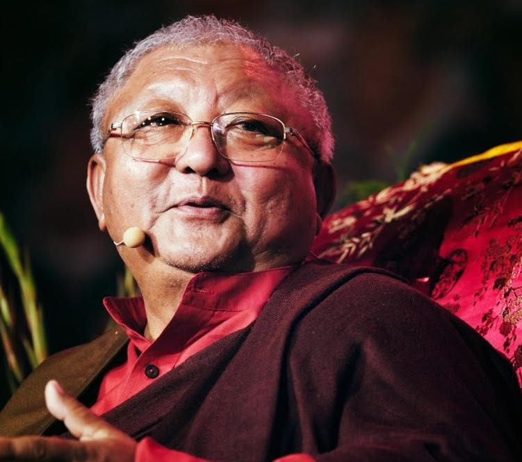Online kurz sJigme Rinpočhem: Kroky na cestě kosvícení II.
